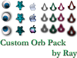 Custom Start Orb Pack by Raizen9