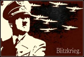 Blitzkrieg by The-Pillbox