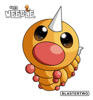 Weedle by blastertwo