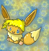 AT: Roxas-Eevee by Chaomaster1
