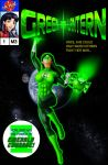 Emerald Courage #1 by OrionPax09