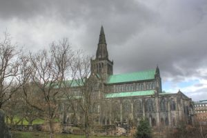 Glasgow cathedral by Fortisinprocella