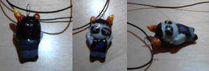 Equius Charm Necklace by CharredPinappleTart