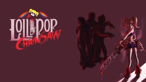 Lollipop Chainsaw Wallpaper by pandatails