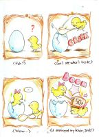 Chicken and Egg by Watteri91