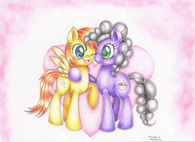 :COM: Pony love by Evomanaphy