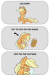 Cry on The Inside by Heir-of-Rick