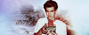 Andrew Garfield by Tarja2