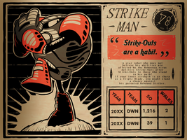 MMBBT strikeman by FuPoo