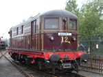 Metropolitan No. 12 Sarah Siddons at Railfest 2012 by rlkitterman