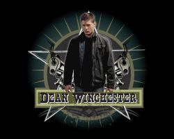Dean Winchester Decal by Ryan-Warner