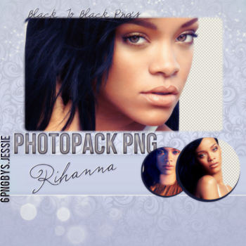 Rihanna Png Pack by S-JessiePNG