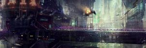 Electric Rain by unfor54k3n