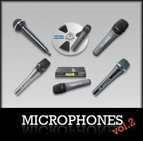 Microphones vol.2 by MugenB16