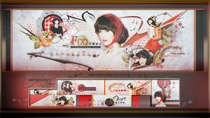 0303 Sulli Gate by WANZIwithYJ