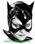 Catwoman by corysmithart