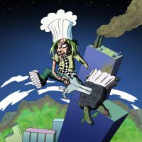 Crazy Cook Nano for Uchimotoyo by ReallyAngry