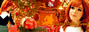 Lindsey Stirling Europe - Christmas Design by MrArinn