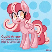 Cupid Arrow with LouiseLoo's style by CaramelCookie