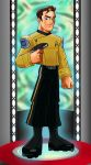 Captain Kirk by TonyForever
