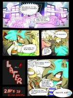 Chaos Battle Royal: CH 1 - Page 1 by FrostBurned-Soul