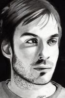 Ian Somerhalder by cconnell