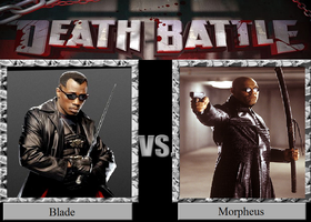 Death Battle 30: Brawl of the Brothas! by HailfirePhantom