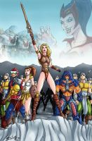 Motu: Future Imperfect chap 11 by Killersha