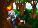 Updated +Together In A Tree+ by l-Blix-l