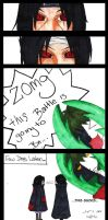 Epic Uchiha battle... by thegeekpit