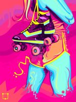 RollerGirl by Surround