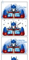 TFM-01-when Autobots meet Sam by BloodyChaser