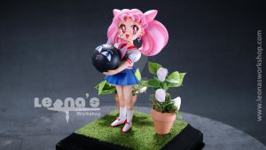 1/8 Chibiusa and Luna P Garage Kit by LeonasWorkshop