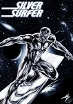 Jack Kirby's The Silver Surfer (colored) by Hal-2012