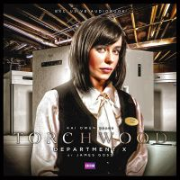 Torchwood: Department X by Hisi79