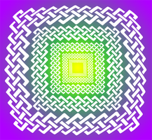 Trippy Square Knot by Da-Vos