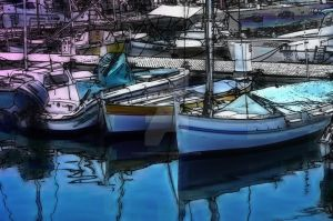Boats by carsonations