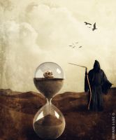 The Sands Of Time by dilarosa