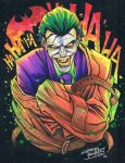 marker: Arkham Straightjacket by KidNotorious