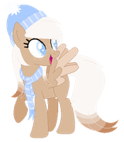 Winter Pony Auction (CLOSED) by iVuiAdopts