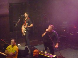 Ben and Ian. Billy Talent Gig. by ally81876