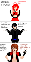MMD- OC Questions Part 2 by khftw