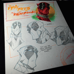The Many Faces of Deadpool by StevenSanchez