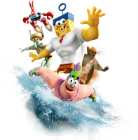 All Of The Characters From The Spongebob Movie 2 by isaac618