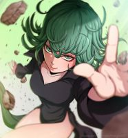 One Punch Man Tatsumaki by magion02