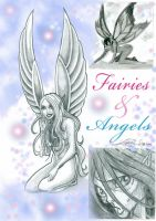 Fairies and Angels by LeelaB