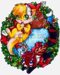 Christmas 2007 by KeyshaKitty