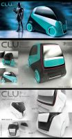 clu car concept by SkipeRcze