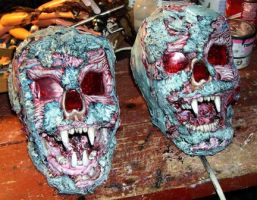 zombie taillights by rotnhell