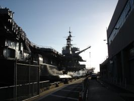 Aircraft Carrier by MaxPower144